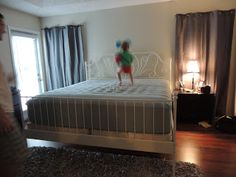 Ikea Leirvik Bed Frame ~ Perfectly Imperfect Mom: Weekend Rewind!