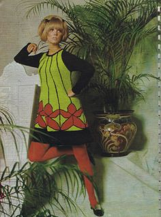 VINTAGE 1960s KNITTING PATTERNS SHEATH EMPIRE TENT DRESS TUNICS COLUMBIA MINERVA | eBay