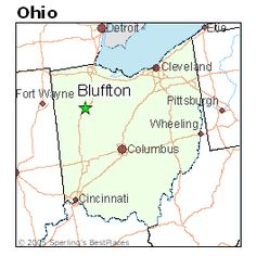 52 Best My Birthplace Bluffton Ohio images