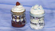 Frozen Dessert Jars