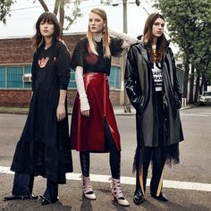 Only Zara Could Convince You to Try This Unusual Look via @WhoWhatWear