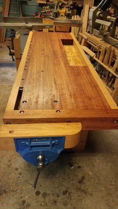Work bench smack down - by Newage Neanderthal @ LumberJocks.com ~ woodworking…