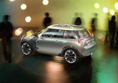 2011 MINI Rocketman Concept Image