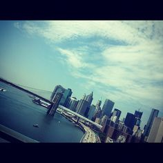 "@kezuhhh's photo: ""☺ #empirestate #NYC #NewYork #NY #BK #Brooklyn #bridge #Manhattan"""