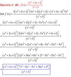 Derivadas - ejercicios de derivadas resueltos en Derivadas.es - Part 2