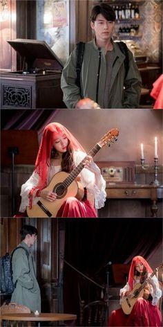 [Drama Memories of the Alhambra Park Shin Hye Drama, The Cranberries Zombie, Kdrama, Watch Drama, Korean Drama Quotes, Good For Her, Weightlifting Fairy, City Hunter, Hyun Bin