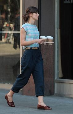 Keira Knightley Style <3  from Begin Again