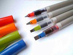 Bu kalemleri istiyorum hacıı ;-)