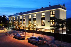 Hotel Desitges - fachada exterior
