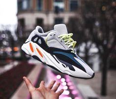 a23b4f6719e Adidas Yeezy Boost 700 Wave Runner Mens size US
