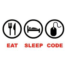 And Repeat #and #code #coding #computer #shutupandcode #programming #programmer #java #javaee #javascript #php #html #html5 #htm #xml #database #c #xampp #if #else #try #catch #python #indonesia #indo #repeat #reality #sleep #eat #food