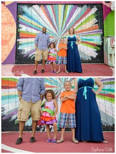 #StephanieRallsPhotography #Colorful #Familyphotos #TheWombOKC