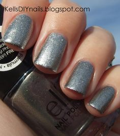 ELF Liquid Metal - Silver Foil polish-- Own it. Looks especially lovely on pale skin.