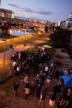 Get $ 10 off tickets to the Schuylkill Banks Soiree, a fall BBQ with local food trucks, drinks, live music and lawn games on Saturday, September 15, 2012.