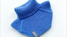 Knitting Videos, Knitting Stitches, Knitting Designs, Knitting Projects, Baby Knitting, Knitted Blankets, Knitted Hats, Neck Warmer, Needlework