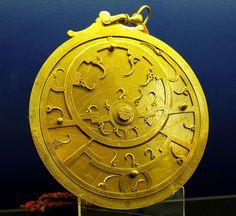 Un astrolabio persiano del XVIII secolo