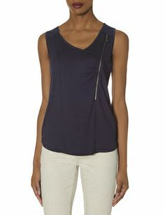 OBR Asymmetrical Zip Tank from THELIMITED.com #TheLimited