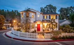 Brentwood Traditional 2 - traditional - exterior - los angeles - P2 Design