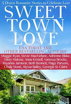 Sweet Town Love: A Dozen Delightful Stories by Maggie Ryan https://www.amazon.com/dp/B06VVBRWV2/ref=cm_sw_r_pi_dp_x_PtJOybT8VT1WQ
