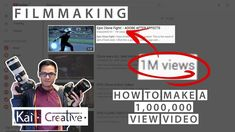 How to make a Million View Video | Tips & Tricks | Kai Creative What is the secret recipe to making a million view video? Today we are talking to special effects video creator Video Dave who has made a video that has reached and exceeded a million views on YouTube. We talk about the content itself the feedback he gets and the advice he gives to video makers looking to make a successful video on Youtube. What tips and advice do you have for making a one million view video? Let us know in the