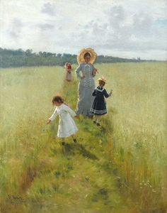 The Russian Impressionism of the reflects lyrical interpretations of life and is considered the most romantic period in the history of Russian Impressionism. Ilya Repin, Russian Painting, Russian Art, Art Impressions, Expositions, Art Database, Art World, Oeuvre D'art, Great Artists