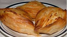 Pastizzi. Yum, I have tried this recipe twice: AMAZING!!! My pastry fold/twist technique needs a lil work, but the flavour is bang on.