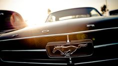 someday I will have my vintage mustang.