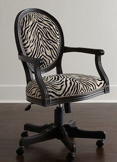 How to Reupholster a Cantilever Chair Chair makeover Cheetah