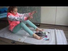 Pipa Greenström      Hobby handwerk uut de Noordkop: Zeemeermin staart zelf maken [ DIY:  HOW TO MAKE Y... Make Your Own, Make It Yourself, How To Make, Sewing Hacks, Sewing Tips, Diys, Mermaid, Children, Frozen