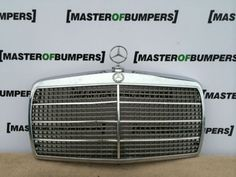 MERCEDES-BENZ-W114-W115-FRONT-GRILL-WITH-BADGE