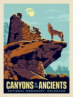 Anderson Design Group – American Travel – Canyons of the Ancients National Monument
