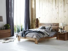 Isis Bed Frame | Beds - Snooze  Q $1699