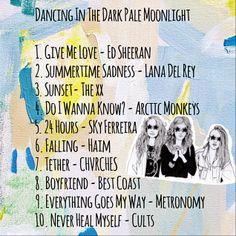 dancing in the dark pale moonlight playlist Music Mood, Dj Music, Music Stuff, Music Is Life, Music Bands, Dance Playlist, Playlists, Music Is My Escape, Yoga Music