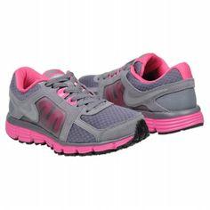 Athletics Nike Women's Dual Fusion Grey Pink FamousFootwear.com