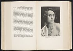 """While Virginia was working on Orlando, she wrote to Vita on 9 October 1927: """"suppose Orlando turns out to be Vita; and its all about you and the lusts of your flesh and the lure of your mind... suppose there's the kind of shimmer of reality which sometimes attaches to my people, as the lustre on an oyster shell."""""""