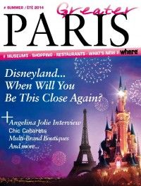 Greater Paris #26 : Disneyland...When will you be this close again ?
