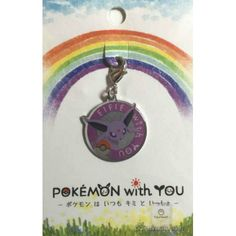 Pokemon Center 2016 Pokemon With You Campaign #5 Espeon Charm