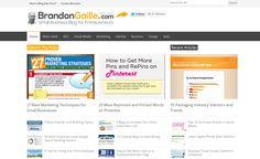BrandonGaille.com - Small Business Blog for Entrepreneurs