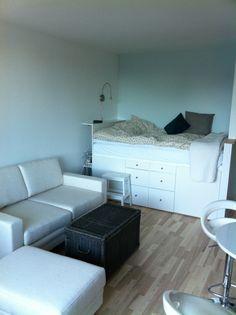 liten leilighet smarte løsninger - Google-søk