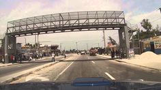 Port-au-Prince Haiti - Carrefour - Route Rail