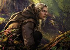 lord of the rings elves fan art - Google Search