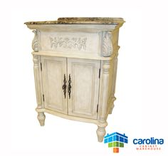 Visit Carolina Cabinet Warehouse to buy sophisticated high-quality bathroom vanities online. Browse our wide selection of cheap bathroom vanity cabinets today! Cheap Bathroom Vanities, Bathroom Vanity Cabinets, Ready To Assemble Cabinets, Cheap Kitchen Cabinets, French Country Style, Guest Bath, Kitchen And Bath