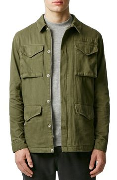 Topman M-65 Field Jacket available at #Nordstrom