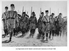 French Foreign Legion, Bir Hakheim, 1942 - pin by Paolo Marzioli