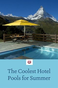 Best Hotel Pools with Kids