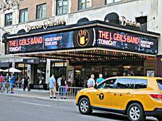 The Beacon Theatre, 2124 Broadway, New York City. Beacon Theater, Theatre, I Love Nyc, August 26, Ny Ny, New York Travel, Marathon, New York City, Canon