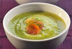 Kremowa zupa brokułowa / Cream of broccoli  www.winiary.pl