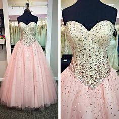 Hot Sale Magnificent Ball Gown New Arrival Pink Long Ball Gown Prom Dresses,Sweetheart Beaded Evening Dresses,Quinceanera Dresses,Back Up Lace Prom Dress Princess Prom Dresses, Prom Dresses For Teens, Prom Dresses 2015, Pink Prom Dresses, Plus Size Prom Dresses, Evening Dresses, Quinceanera Dresses, Gorgeous Prom Dresses, Elegant Bridesmaid Dresses