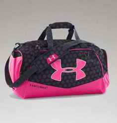 Under Armour Undeniable II Duffel Bag, Medium I heart this so much ! Under Armour Backpack, Under Armour Shoes, Gym Gear, Workout Gear, Cute Bags, Purses And Bags, Clothes Storage, Storage Baskets, Food Storage