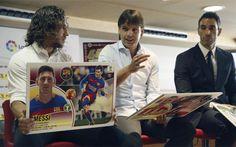 """Puyol: """"Messi es el mejor de la historia; Cristiano está cerca"""""""